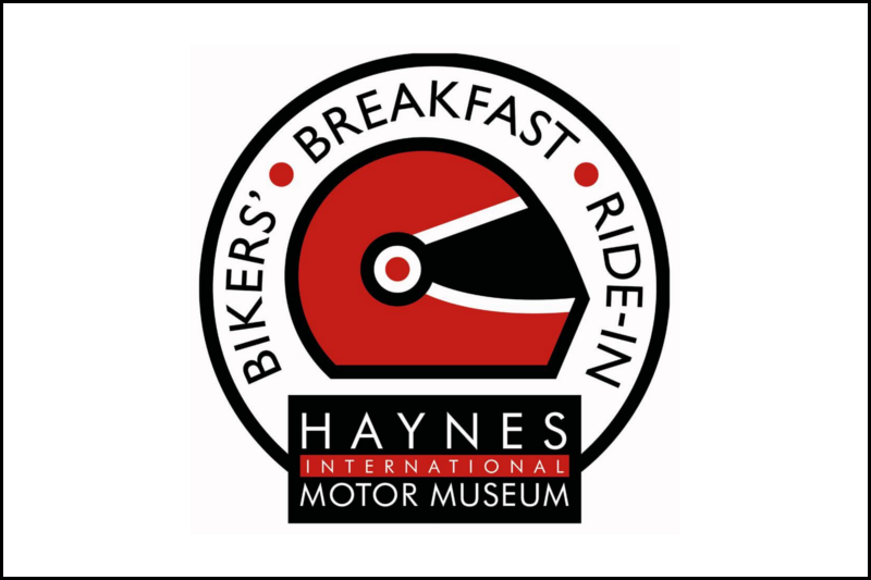 Haynes Bikers Breakfast Ride In