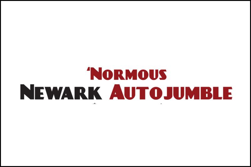 Normous Newark Autojumble