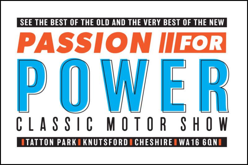 Passion For Power Classic Motor Show