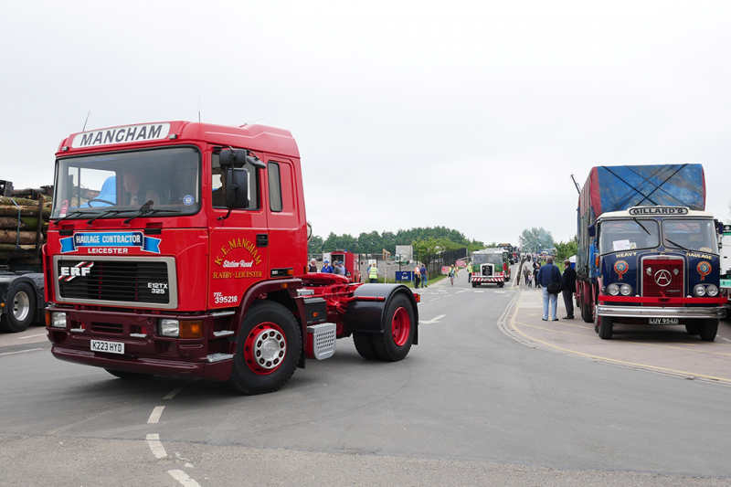 94b0294fc2 ... featuring over 400 pre-1999 commercial vehicles at the British Motor  Museum. For 2019 this Show will also incorporate the Classic Van and Pick  Up Show.