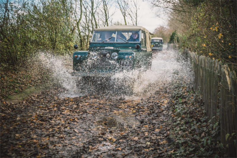 Goodwood Off-Road Experience