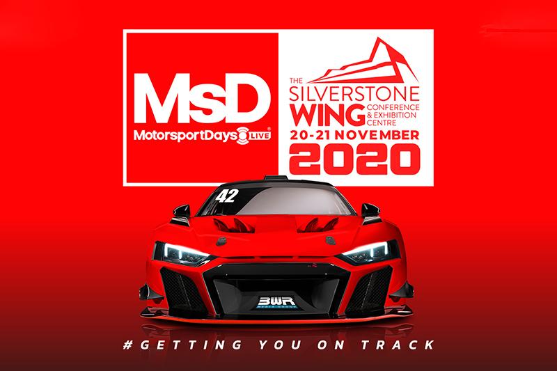 MotorsportDays LIVE 2020 VIRTUAL