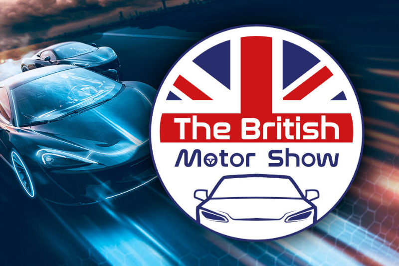COME AND TRY OUT THE LATEST EVS AT THE BRITISH MOTOR SHOW
