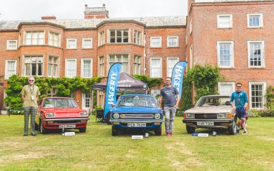 HAGERTY FESTIVAL OF THE UNEXCEPTIONAL CAR APPLICATIONS OPEN FEBRUARY 14TH