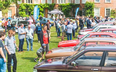 HAGERTY INVITES DRIVERS TO REGISTER THEIR CAR FOR DISPLAY AT 2021 FESTIVAL OF THE UNEXCEPTIONAL