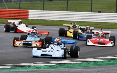 SILVERSTONE CLASSIC TO MARK ITS 30th ANNIVERSARY WITH 'GREATEST HITS' RACECARD