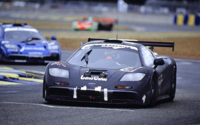 CONCOURS OF ELEGANCE 2020 REVEALS McLAREN F1 GTR 25TH ANNIVERSARY DISPLAY