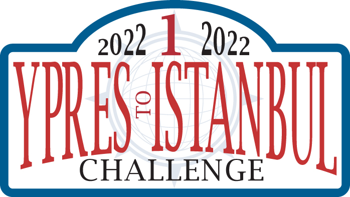 Ypres to Istanbul Challenge 2022