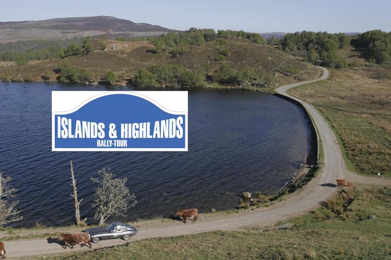 Islands & Highlands Rally of Scotland