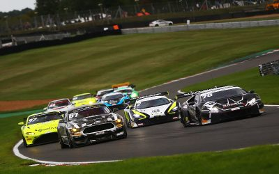 2021 BRITISH GT CHAMPIONSHIP PROVISIONAL CALENDAR AND REVISED CLASS STRUCTURE REVEALED