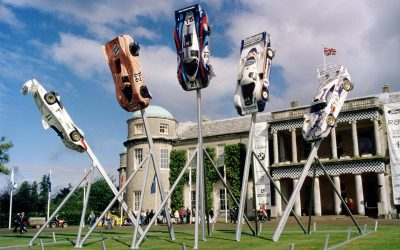 GOODWOOD SPEEDWEEK CONFIRMS KEVIN McCLOUD, TWIGGY AND RICHARD PETTY AS JUDGES FOR DESIGN AND FASHION COMPETITIONS