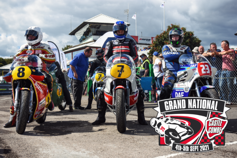 Motorcycle Grand National Race Meeting