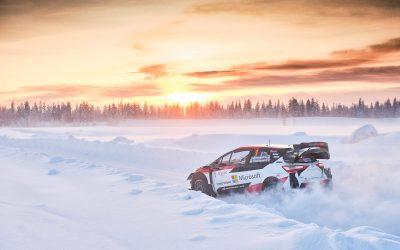 ARCTIC RALLY FINLAND JOINS 2021 FIA WORLD RALLY CHAMPIONSHIP