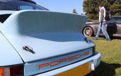 SPORTS CARS ON SHOW FOR BEAULIEU'S SIMPLY PORSCHE