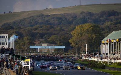 78TH MEMBERS' MEETING BRINGS AN ACTION-PACKED GOODWOOD MOTORSPORT SEASON TO A THRILLING CLOSE
